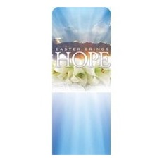 Easter Brings Hope Banner