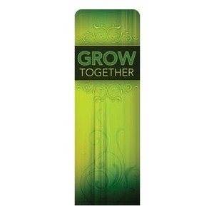 Together Grow 2 x 6 Sleeve Banner
