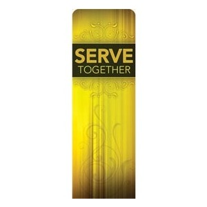 Together Serve Banners