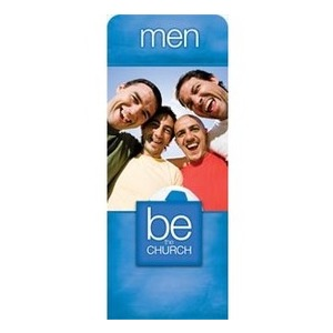 "Be the Church Men 2'7"" x 6'7"" Sleeve Banners"