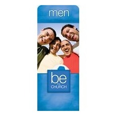 Be the Church Men Banner