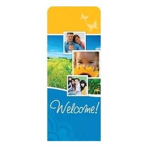 "Summer Path 2'7"" x 6'7"" Sleeve Banners"