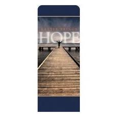 Easter Hope lake Banner