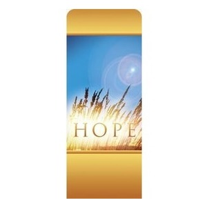 "Hope for Tomorrow 2'7"" x 6'7"" Sleeve Banners"