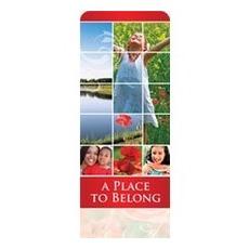 Belong Praise Banner