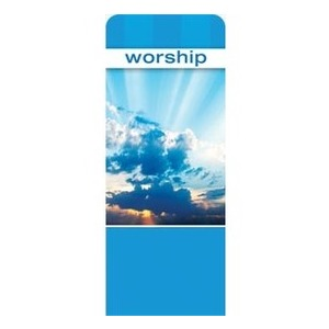 Stripes Worship Banners