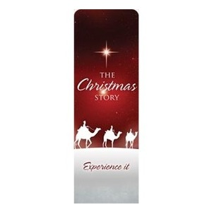 The Christmas Story 2 x 6 Sleeve Banner