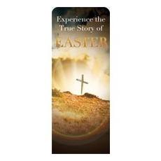 True Story Easter Banner