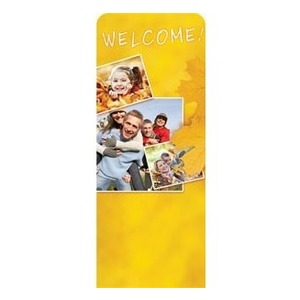 "Fall Fest 2'7"" x 6'7"" Sleeve Banners"