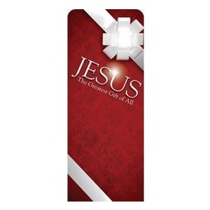 Jesus Greatest Gift Banners