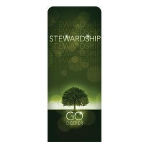 Deeper Roots Stewardship Banners