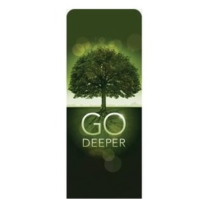 Go Deeper Roots Banners
