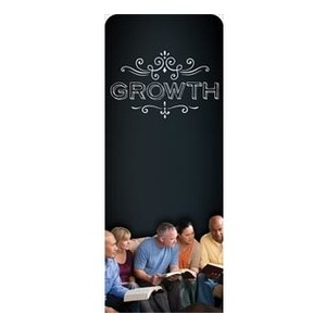 "Chalk Growth 2'7"" x 6'7"" Sleeve Banners"