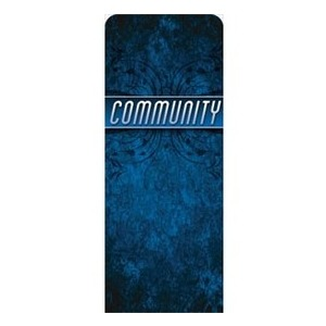 "You Belong Community 2'7"" x 6'7"" Sleeve Banners"