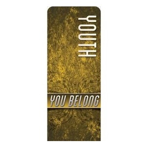 "You Belong Youth 2'7"" x 6'7"" Sleeve Banners"