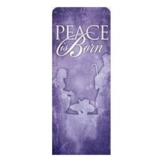 Born Peace Banner