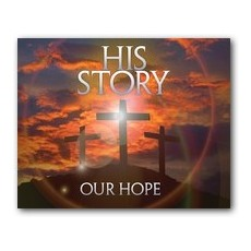 His Story Our Hope Banner