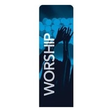 Worship Together Pair Left Banner
