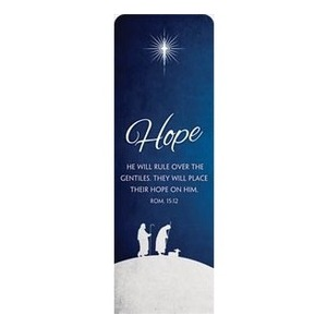 Advent Hope 2 x 6 Sleeve Banner