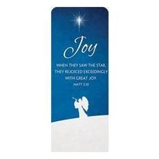 Advent Joy Banner