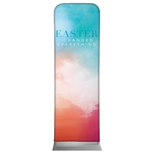 Easter Color 2 x 6 Sleeve Banner