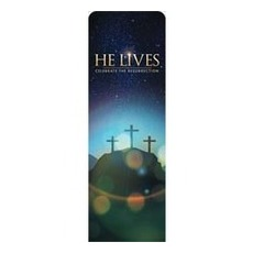 He Lives Crosses