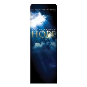 Hope Breaks Through 2 x 6 Sleeve Banner