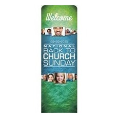 Back to Church Sunday 2015 Banner