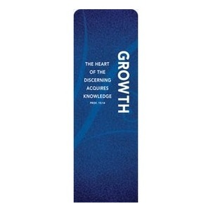 Flourish Growth 2 x 6 Sleeve Banner