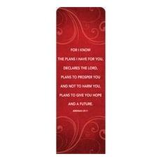 Flourish Jer 29:11 Banner