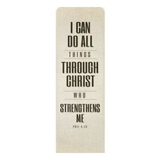 Strengthens Me