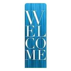Blue Streak Welcome Banner