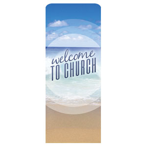 Season Welcome Ocean Banners