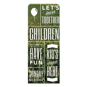 Phrases Children Banners