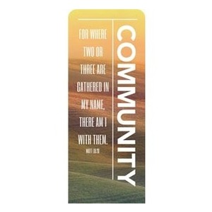 Phrases Community Banners