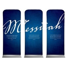 Messiah Triptych Banner