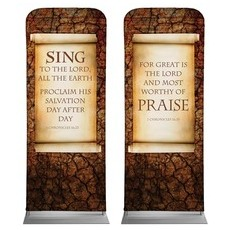 Sing And Praise Banner