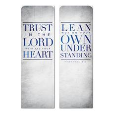 Trust The Lord Pair