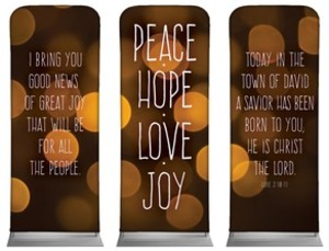 Good News Great Joy Banners