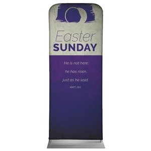 Color Block Easter Banners