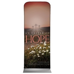 "Easter Hope Daisy 2'7"" x 6'7"" Sleeve Banners"