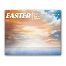 Easter Sky Banner