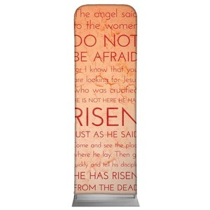 Holy Words Easter Banners