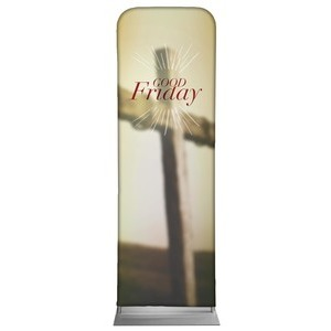 Traditions Good Friday 2 x 6 Sleeve Banner