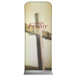 "Traditions Good Friday 2'7"" x 6'7"" Sleeve Banners"