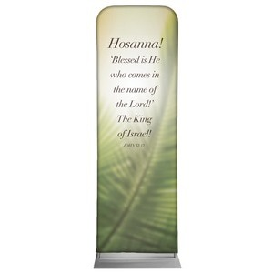 Traditions John 12:13 2 x 6 Sleeve Banner