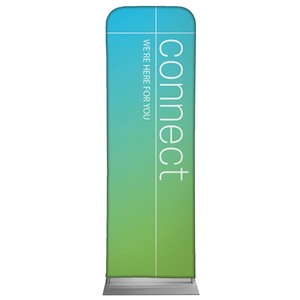 Color Wash Connect 2 x 6 Sleeve Banner