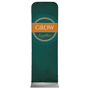 Together Circles Grow 2 x 6 Sleeve Banner