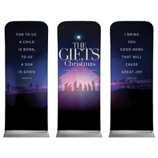 The Gifts of Christmas Advent Banner