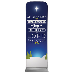 Christ The Lord 2 x 6 Sleeve Banner